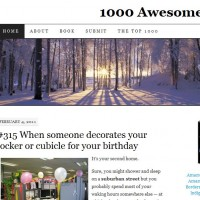 1000 Awesome Things – Daily 2-7-11